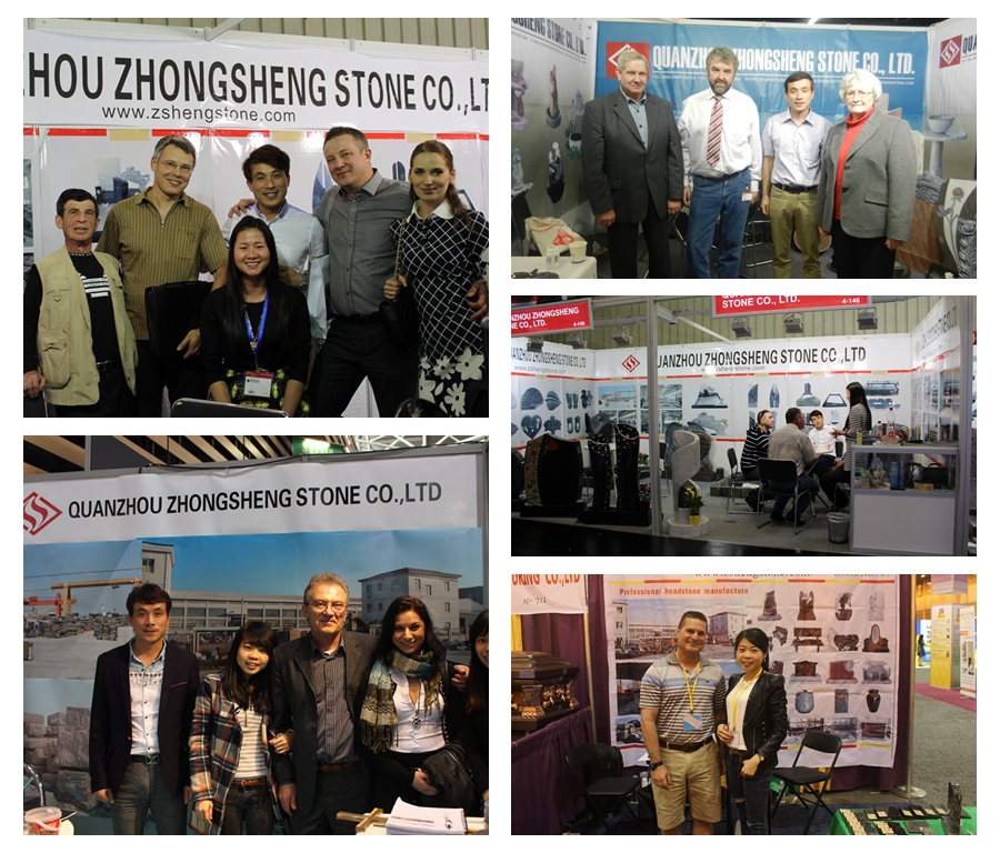 zhongsheng stone exhibition