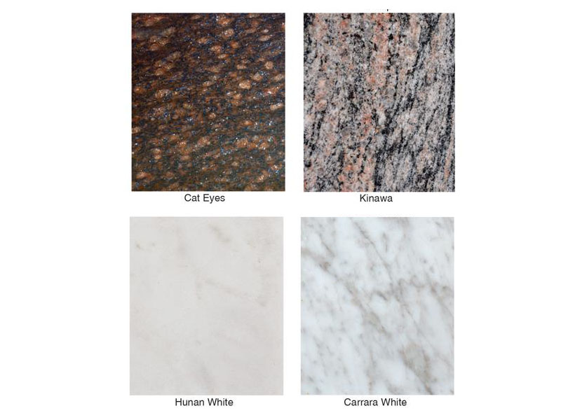 Nature Stone Colors For Monument And Home Decoration