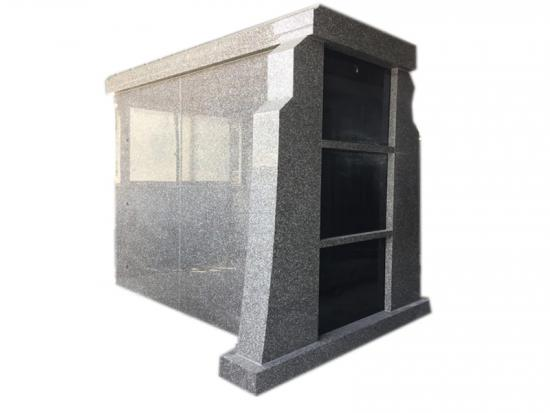 High Quality Granite Family Mausoleum