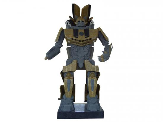 Granite Transformers Statue Design For Garden